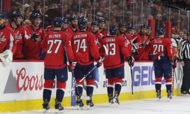 Preview: Capitals Host Struggling Flyers