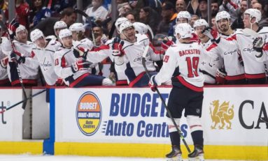 5 Things Capitals Fans Should Be Thankful For