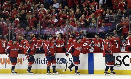 Capitals' Salary Cap: Decision Time in DC