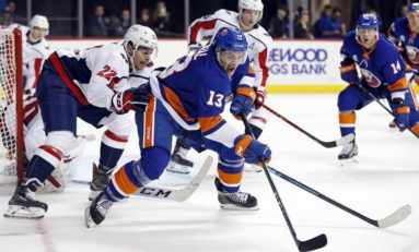 Barzal Learning Lessons the Hard Way Under Trotz