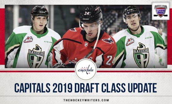 Capitals 2019 Draft Class Update