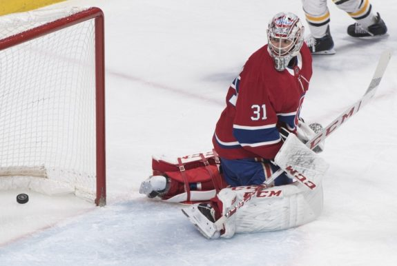 Montreal Canadiens Carey Price