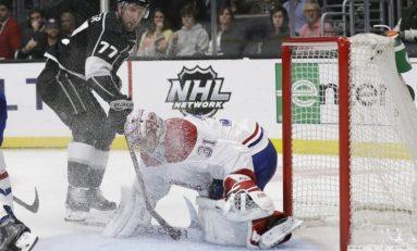 Canadiens Crown Kings - Price Ties Plante Record