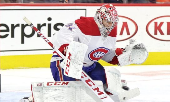 THW's Goalie News: Player Poll, KHL All-Star Moments & Week in Review