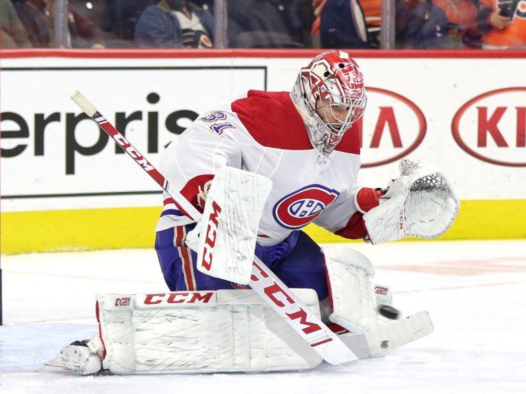 Carey Price Montreal Canadiens
