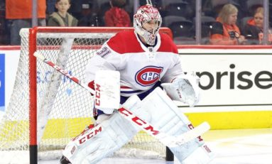 Carey Price's Many Backups