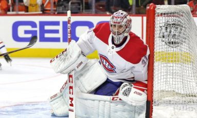 Carey Price Looking for Big Things This Season
