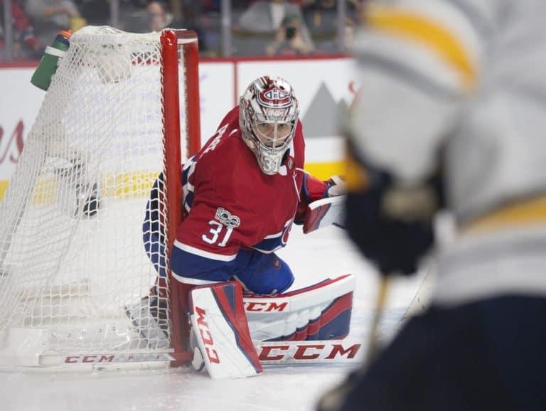 Carey Price Canadiens
