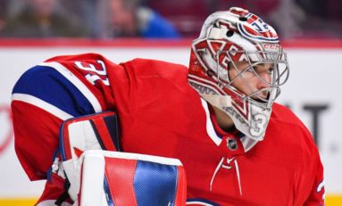 Canadiens Are Paying the Price for Carey Price