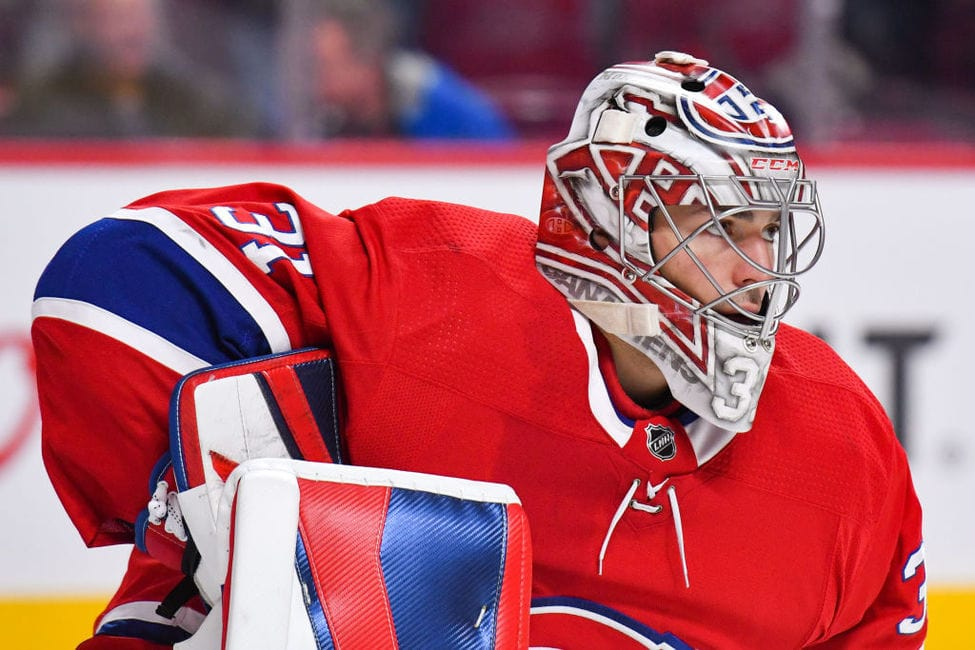 Montreal Canadiens Are Paying the Price for Carey Price 7e3521d5129b