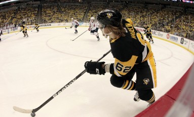 Penguins Must Start, Skate Fast Against Sharks