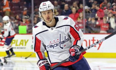 Capitals Re-Sign Carl Hagelin