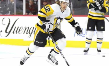 Hagelin Heating Up Matched with Malkin