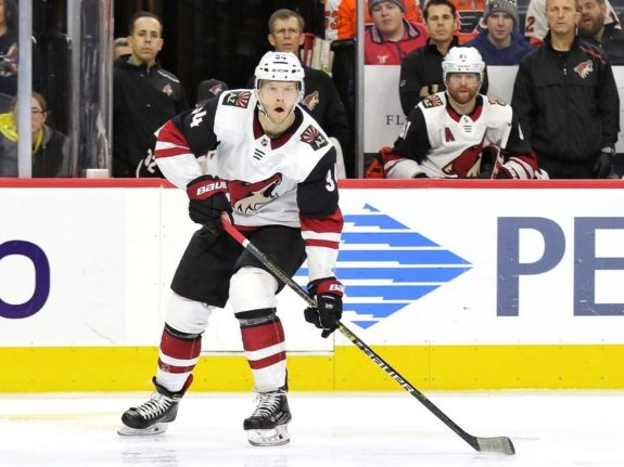Carl Soderberg Arizona Coyotes