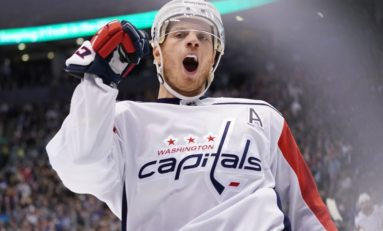 John Carlson, Tristan Jarry, Jack Eichel Named NHL 3 Stars of the Week