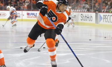 Twarynski Scores Contract With Flyers
