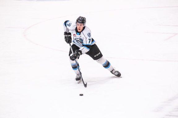 Carson Lambos Winnipeg Ice