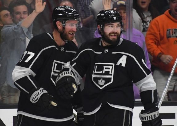 Los Angeles Kings Drew Doughty Jeff Carter