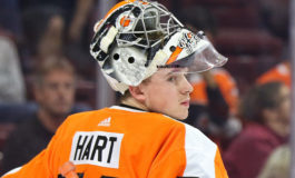 Flyers' Backup Options for Hart Are Plentiful