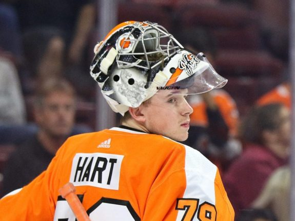 Carter Hart - Flyers