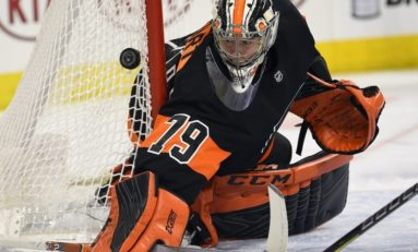 THW's Goalie News: A Crossover, a Shutout & Retro Gear