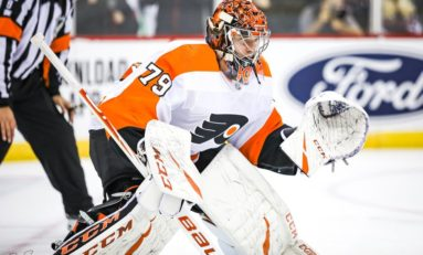 Flyers Finally Have Stability at Goalie Position