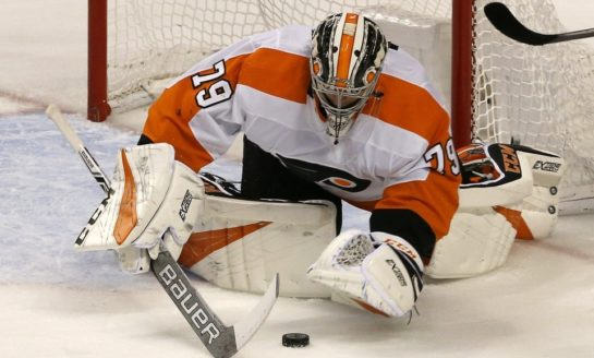 Flyers Beat Canadiens - Patrick Tallies Two