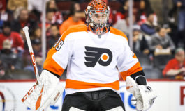 Flyers' Youth Key to Playoff Hopes