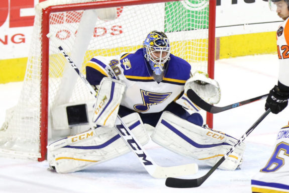Carter Hutton Sabres