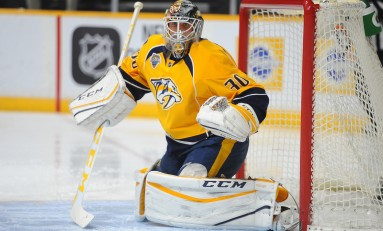 Solving the Predators' Backup Goalie Situation