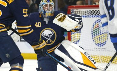 NHL Goalies Face the Unexpected & Unpredictable Every Night