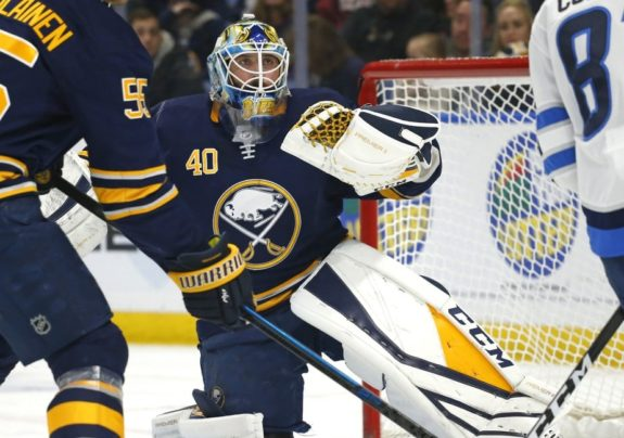 Buffalo Sabres Carter Hutton
