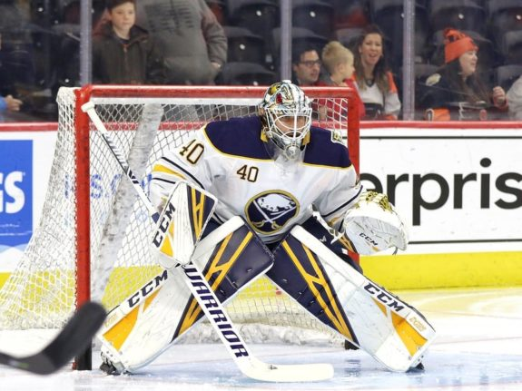 Carter Hutton Buffalo Sabres