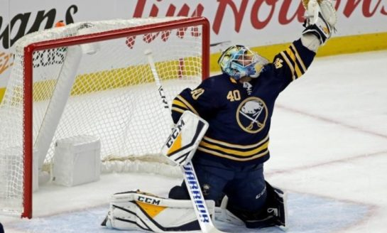 Sabres Rally Late to Beat Canucks in Shootout