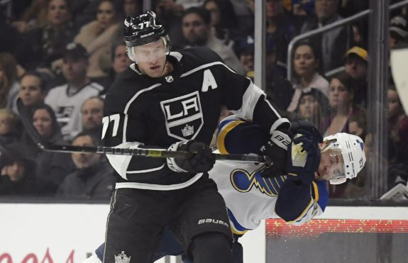 Jeff Carter, Alex Pietrangelo