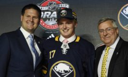 Off the Crossbar: Mittelstadt's Debut Makes Sabres Cup Contenders This Year