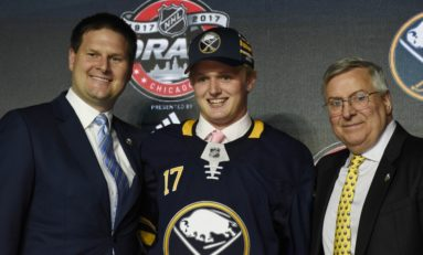 Sabres Hoping College Kids are the Trick