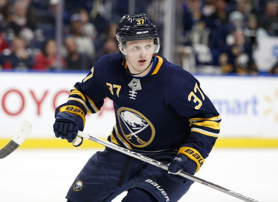 Buffalo Sabres Forwards  Who s In   Who s Out for 2018-19 5bea1060c