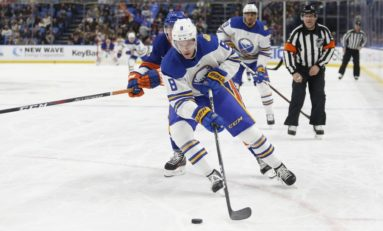 Sabres Surprising Bright Spot Casey Nelson