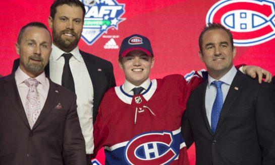 Prospects News & Rumors: Caufield, Olausson & Dostal