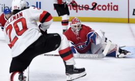 Montreal Canadiens' Cayden Primeau Making First Start Against Avs