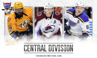 Colorado Avalanche vs. Central Division: Who Will Dominate?