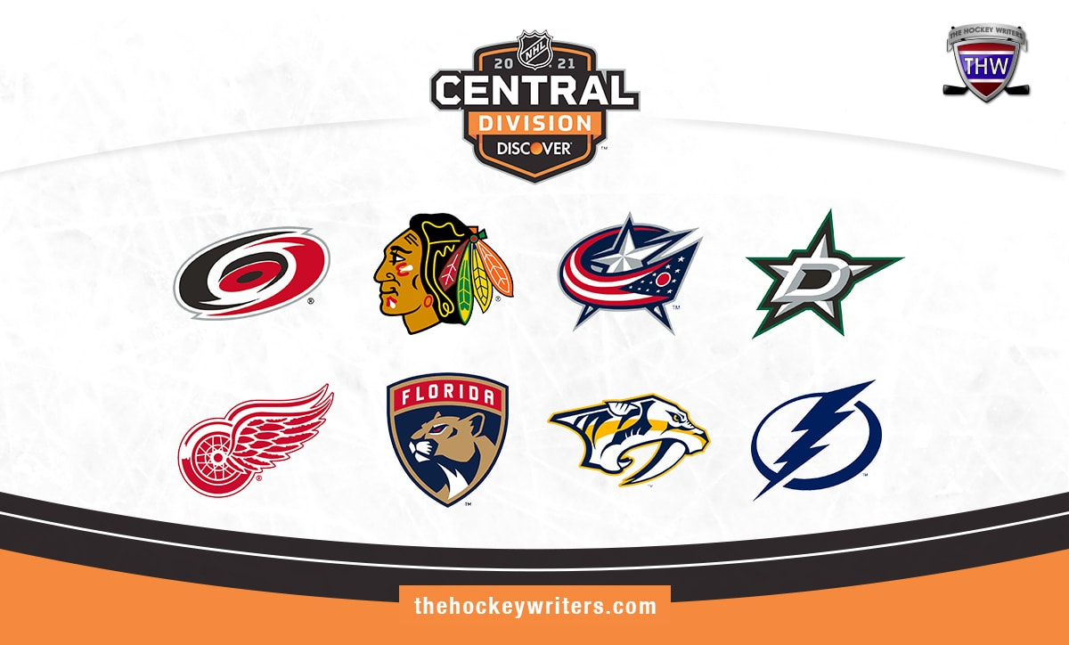 Central Division NHL Discover 2021