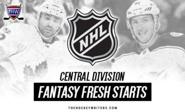 Fantasy Fresh Starts: Central Division