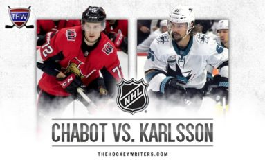Senators' Chabot Is in Karlsson-Caliber Company