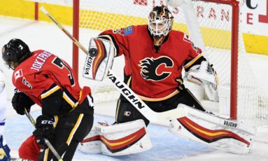 Flames Goalies for Sale at Deadline?
