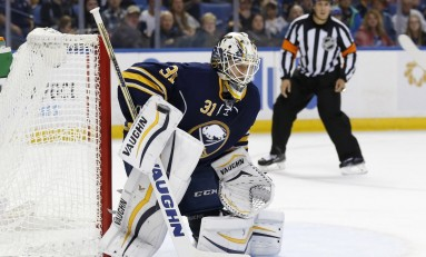 Pouliot, Griffith and Chad Johnson Sign With Sabres