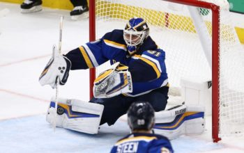 Brewing in St. Louis: Another Blues Goalie Controversy?
