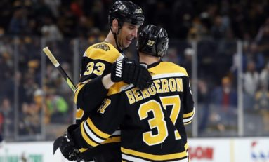 Bruins' Leadership Proves to Be a Valuable Trait