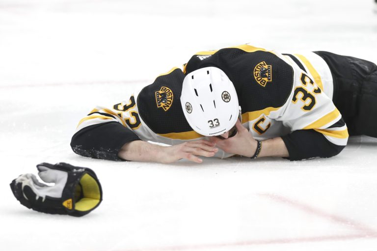 Boston Bruins Zdeno Chara